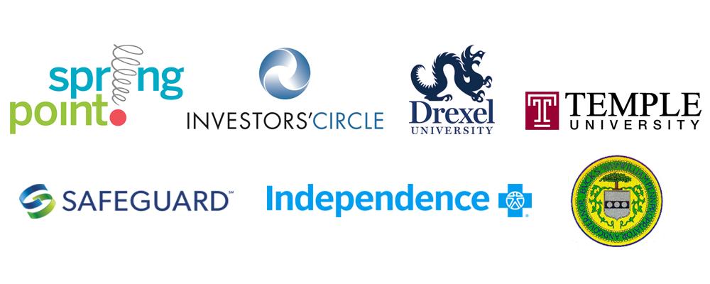 ImpactPHL Ventures Partnership Logos
